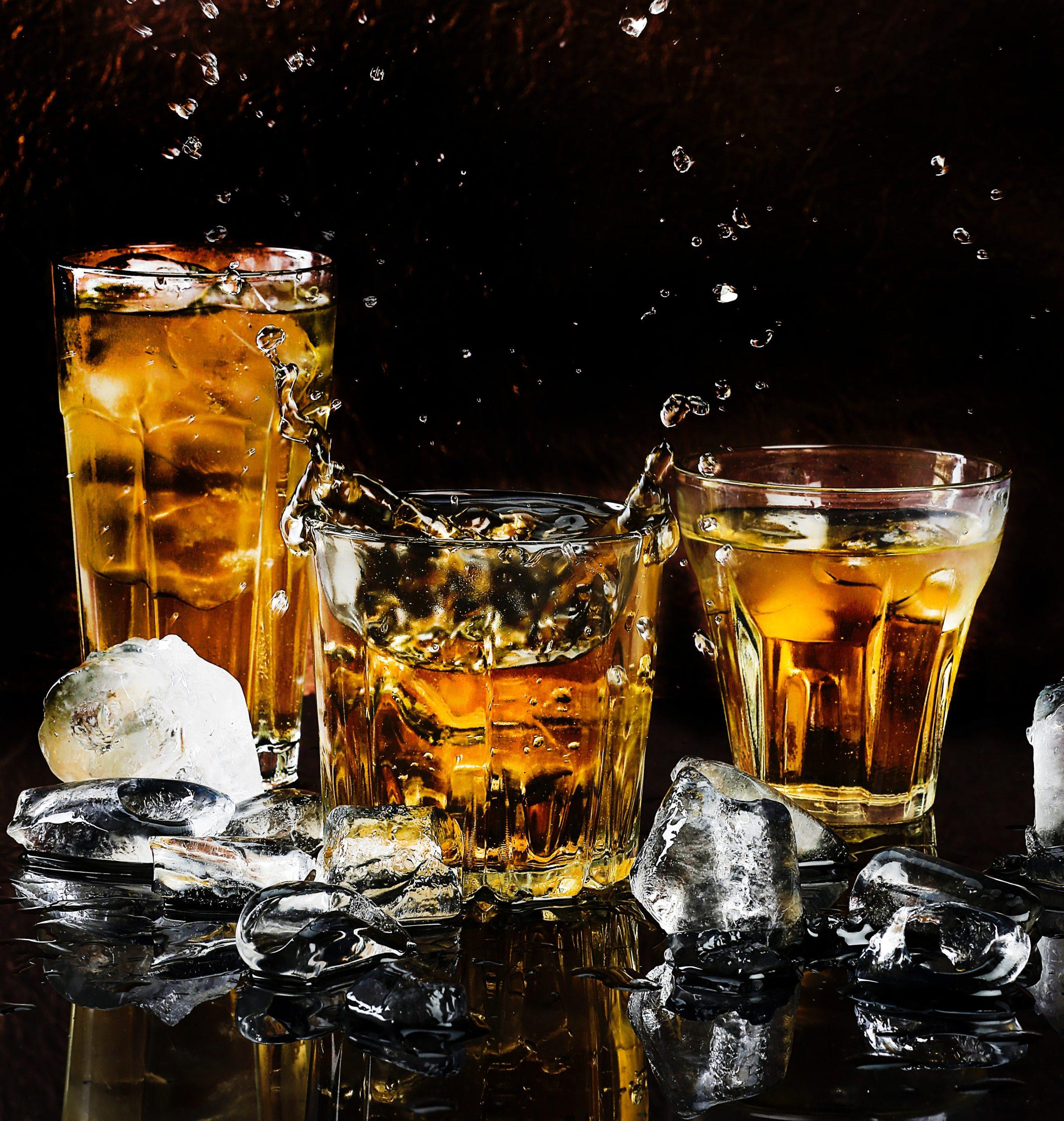 3 façons de boire du whisky