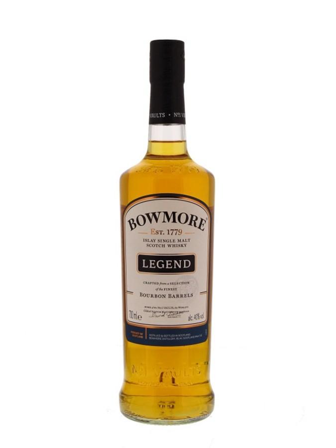 meilleurs whiskies à moins de 30 euros : BowmoreLegend