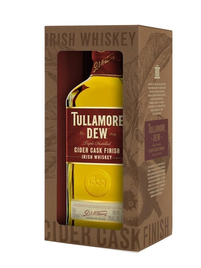 TullamoreDewCider