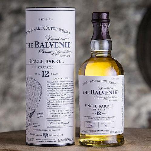 balvenie 12 first fill