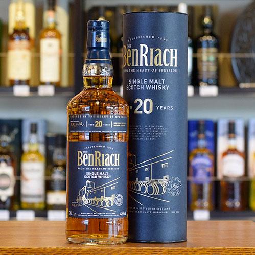 benriach 20 1995