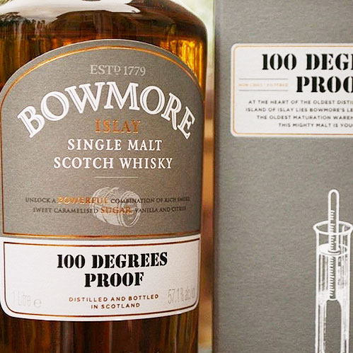 bowmore 100 proof