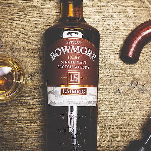 bowmore 15 laimrig