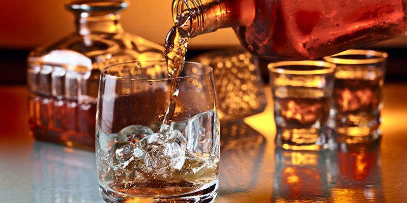 difference bourbon techniquement