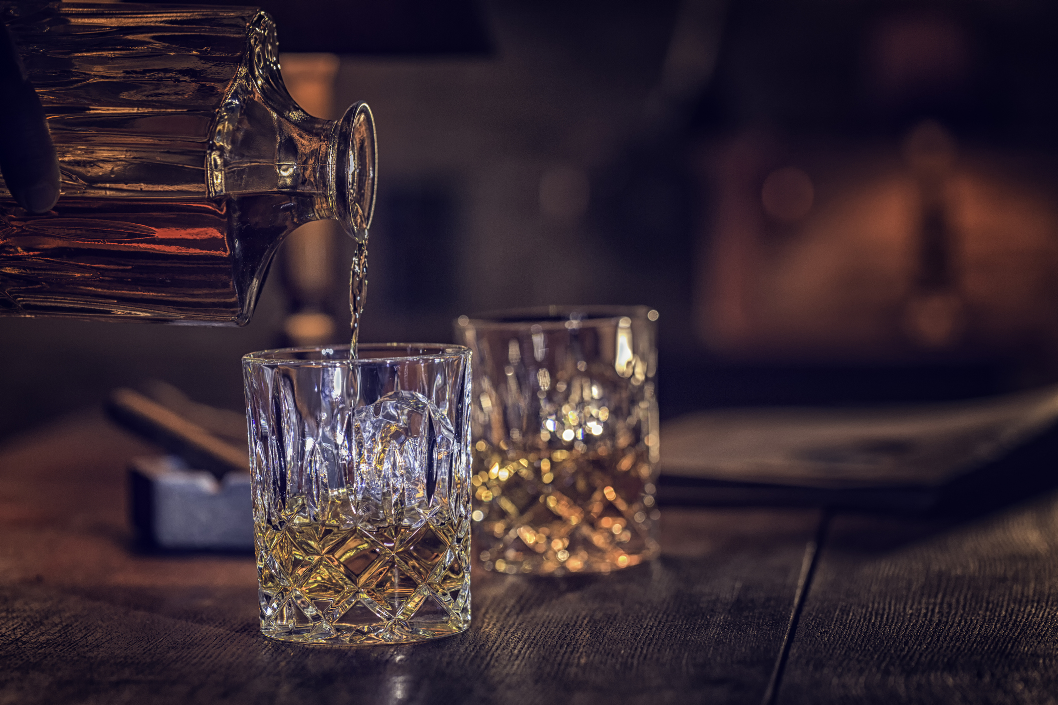 difference entre whisky scotch et bourbon