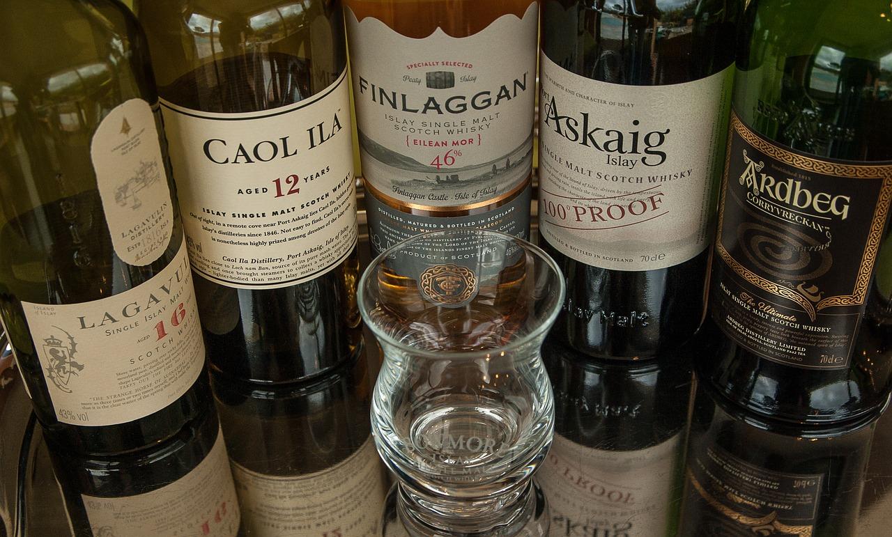 Les meilleurs whiskies à moins de 100 euros