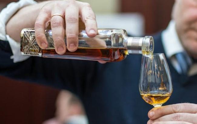 Les participants du Lockdown Whisky Festival sont